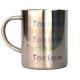 Mug inox personnalisé [x]
