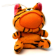Peluche Tigre 3D personnalisée