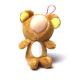 Peluche Ours Brun 3D personnalisé