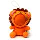 Peluche Lion 3D personnalisée