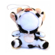 Peluche Vache 3D personnalisée