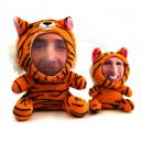 Peluche Tigre 3D personnalisée [x]