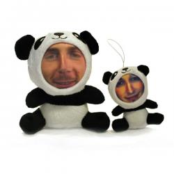 Peluche Panda 3D personnalisée