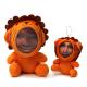 Peluche Lion 3D personnalisée [x]