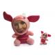 Peluche Cochon 3D personnalisée [x]