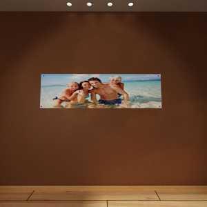 Poster HD photo Panoramique personnalisé [x]