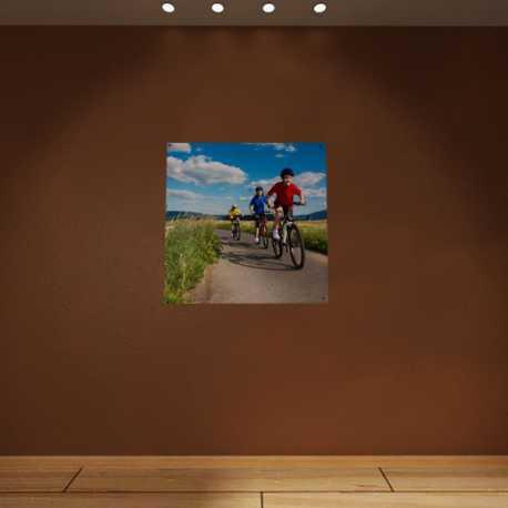 Poster HD photo Carré personnalisé [x]