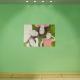 Sticker HD photo Rectangulaire personnalisé [x]