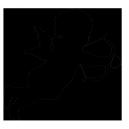 Sticker Cupidon sur mesure [x]