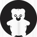 Sticker Ourson sur mesure [x]