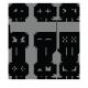 Sticker Envahisseur sur mesure [x]