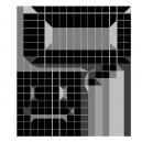 Sticker Coeur Smiley sur mesure [x]