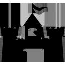 Sticker Chateau sur mesure [x]