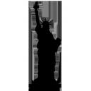 Sticker  Statue de la liberté sur mesure [x]