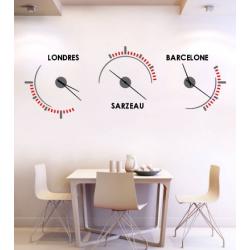 Horloge Genève à Personnaliser