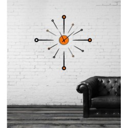 Horloge Epingles à Personnaliser