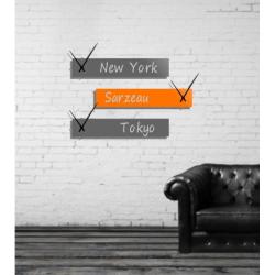 Horloge New York à Personnaliser
