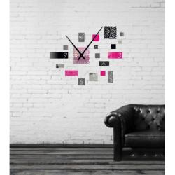 Horloge Pop Filigrane à Personnaliser
