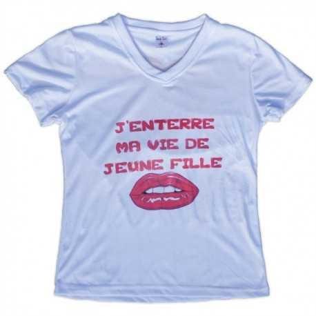 Tee Shirt Femme personnalisé [x]