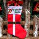 Chaussette de Noël personnalisée [x]