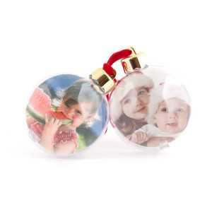 Boule de Noël personnalisée [x]