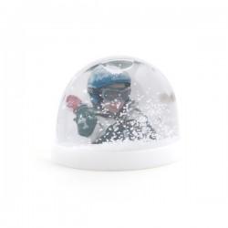 Magnet Boule à Neige personnalisé