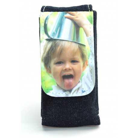 Etui Téléphone Portable Jeans personnalisée [x]