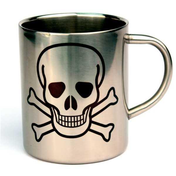 Top Mug Inox personnalisé avec vos photos et messages personels pour  NF81
