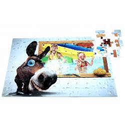 Puzzle magnétique 192 Pièces personnalisé
