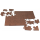 Puzzle en bois personnalisé - 30 pièces [x]